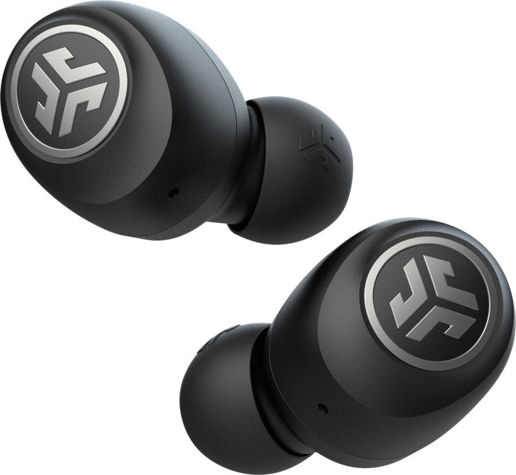 JLab Audio Go Air True Wireless Earbuds - Black
