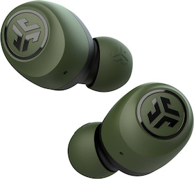 JLab Audio Go Air True Wireless Earbuds - Green/Black