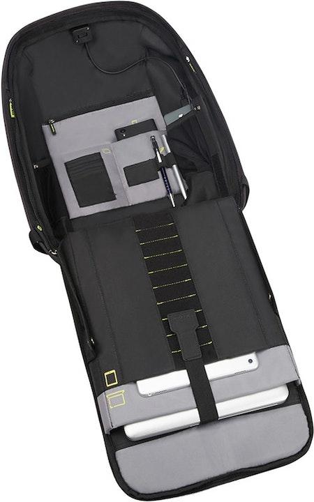 Samsonite Securipak Laptop Backpack 15,6 tum - Black