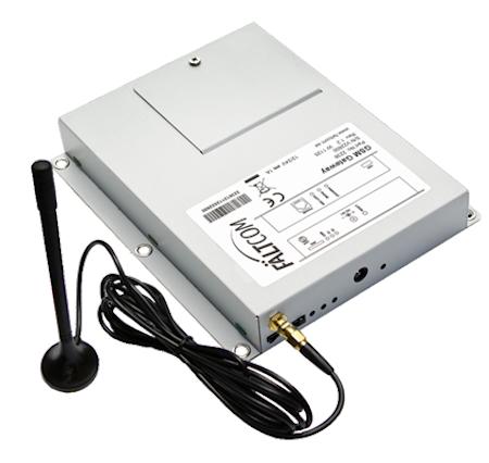 GSM-gateway med batteribackup