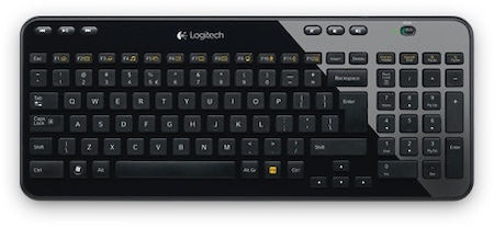Logitech Wireless Keyboard K360 (Nordisk)