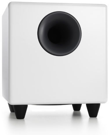 Audioengine S8 Subwoofer - White