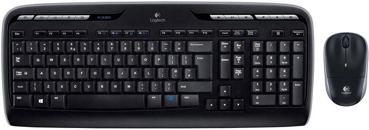 Logitech Wireless Combo MK330 (Nordisk)