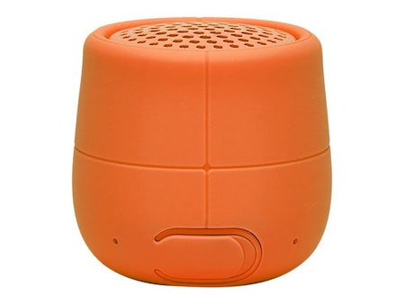 Lexon MINO X Water Restistans Bluetooth Speaker - Orange