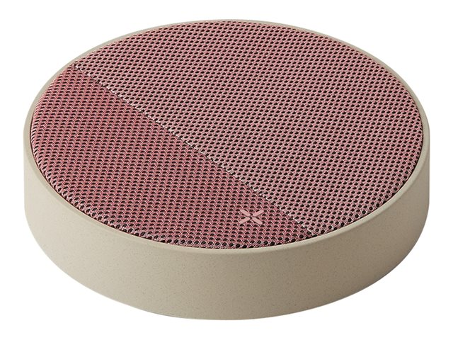 Lexon Oslo Energy - Light grey/pink