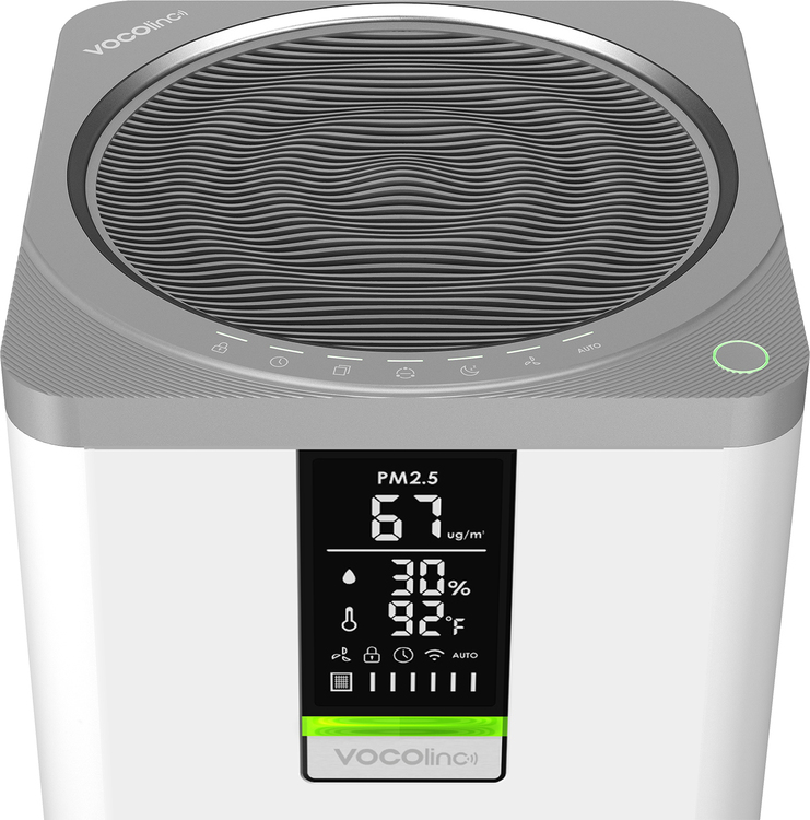 VOCOlinc Smart Air Purifier VAP1 - White