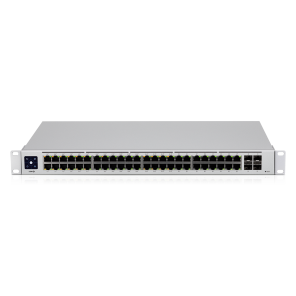 Ubiquiti UniFi Switch 48 med PoE och SFT