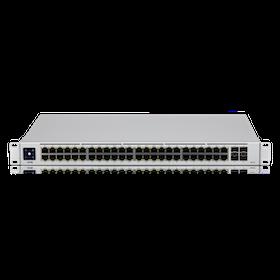 Ubiquiti UniFi Switch 48 med PoE och SFT