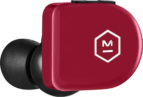 Master & Dynamic MW07 GO True Wirless Earphones - Flame red