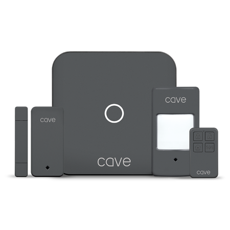 Veho Cave - smart home security starter kit