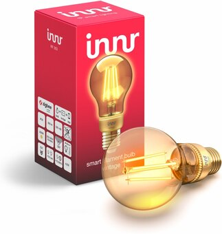 INNR Lighting Smart Filament Bulb E27 Vintage