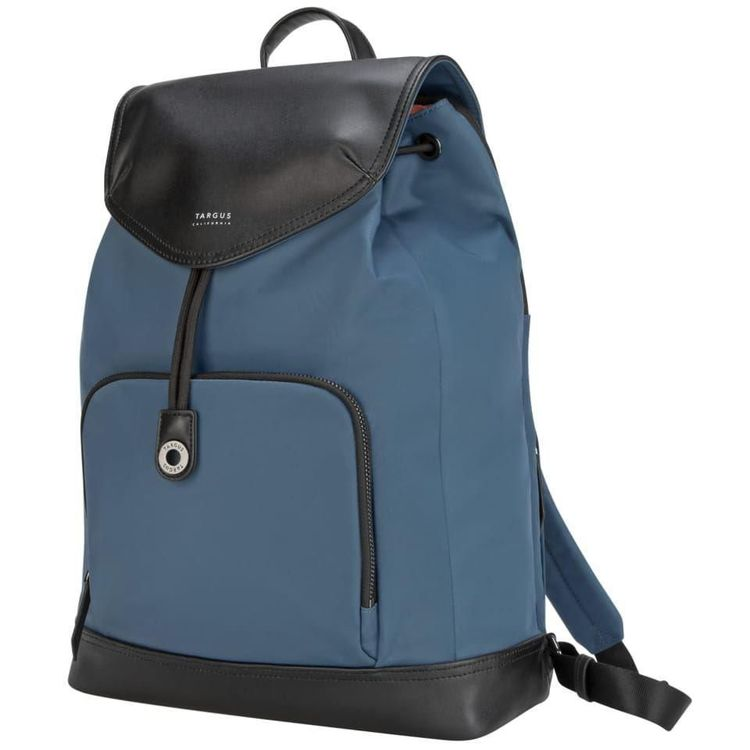 "Targus Newport Drawsting Backpack 15"" - Blue"