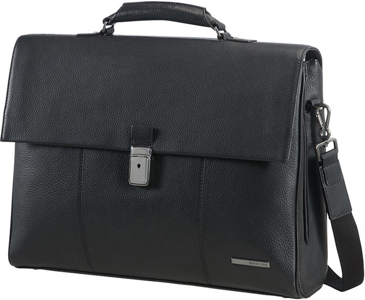 Samsonite Equinox Briefcase 2 Gussets 15,6""