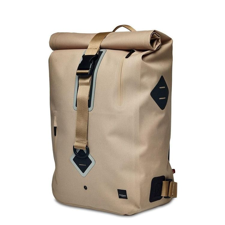 "Knomo Kew Backpack 15"" - Desert"