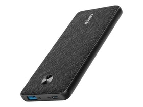POWERCORE SENSE 10000 PD - Fabric black