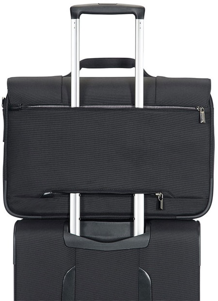 Samsonite XBR Briefcase 3 Gusset 15,6""