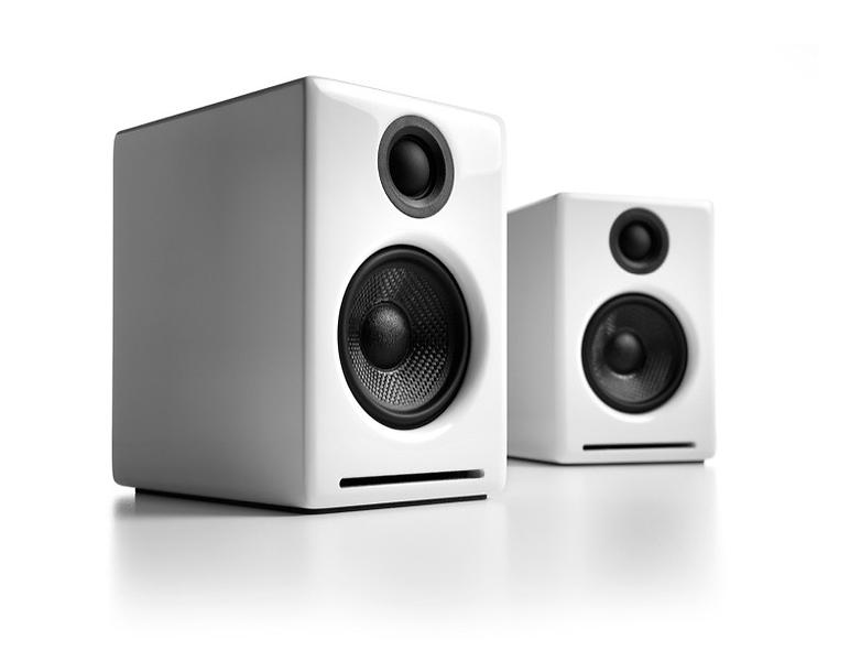 Audioengine A2+BT White