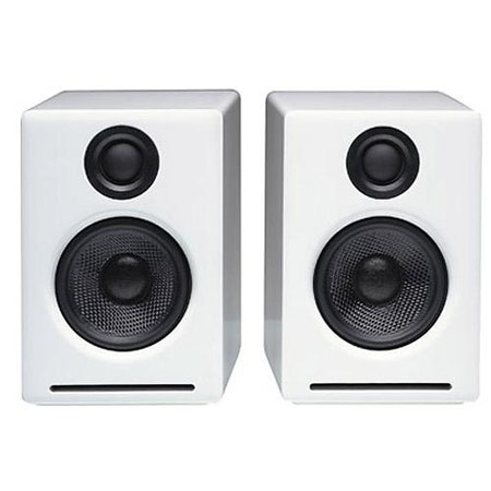 Audioengine A2+BT White