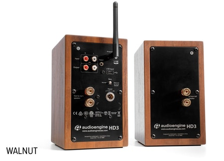 Audioengine HD3 Walnöt