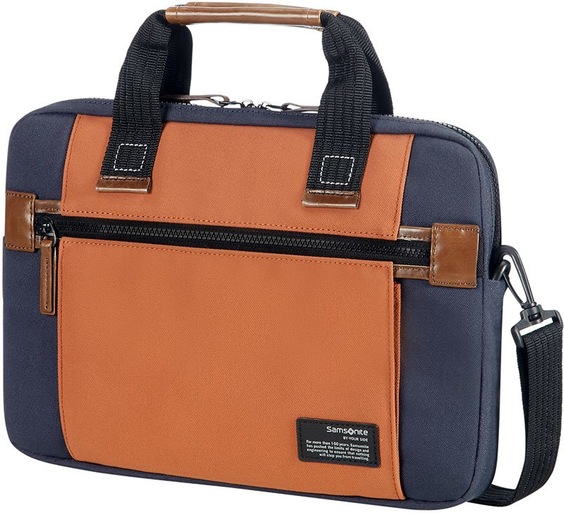 "Samsonite Sideways Laptop Bag 15,6"" - Orange"