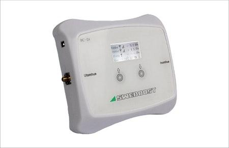 3G - Repeater Paket, SweBoost, inkl inomhus- och utomhusantenn