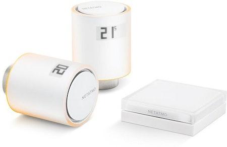 Netatmo Starter Pack Smart radiator