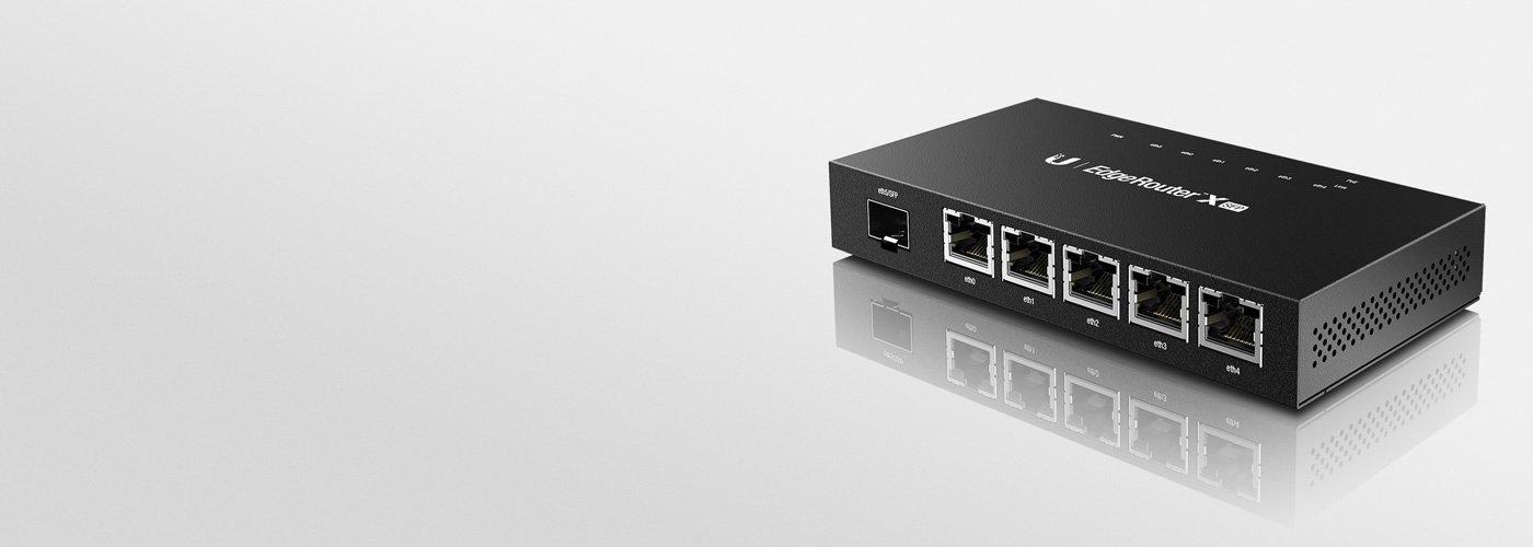 Ubiquiti Networks EdgeRouter X SFP