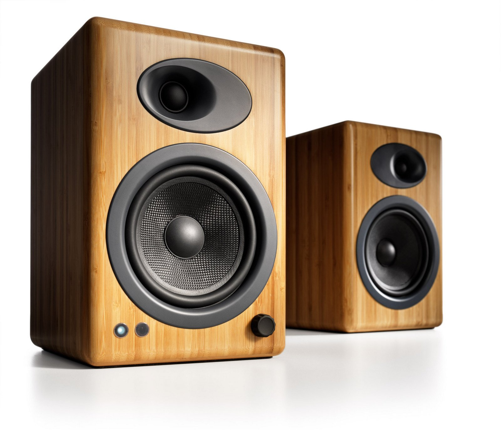 Audioengine A5+BT Bambu