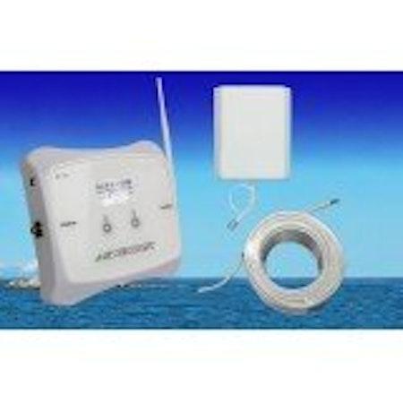 3G/2G-repeater för 900MHz bandet, upp till 600 kvm