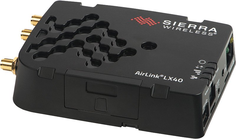 Sierra Wireless AirLink LX40 4G LTE Cat 4