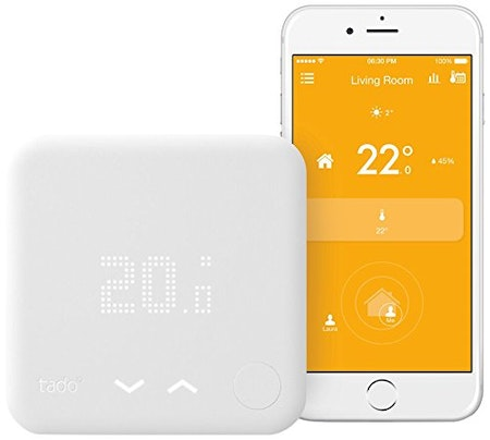 Tado Smart Thermostat Kit V3+