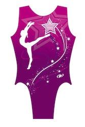 8STO All Star - Rosa (ASG träningsdräkt)