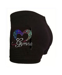 Short Star och gymnast -6L07 GYM