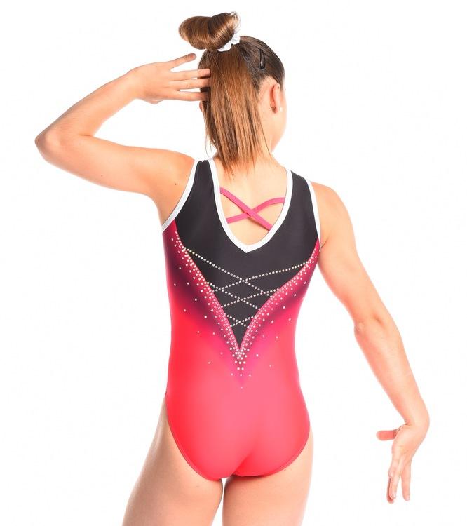 Gymnastik dräkt 8S87-2 DAV