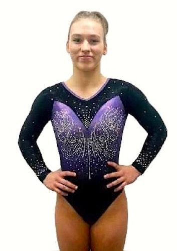 Stockholm Top Gymnastics Tävlingsdräkt (8STGX)