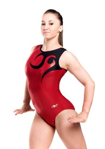 8J912 Dina- Gymnastikdräkt