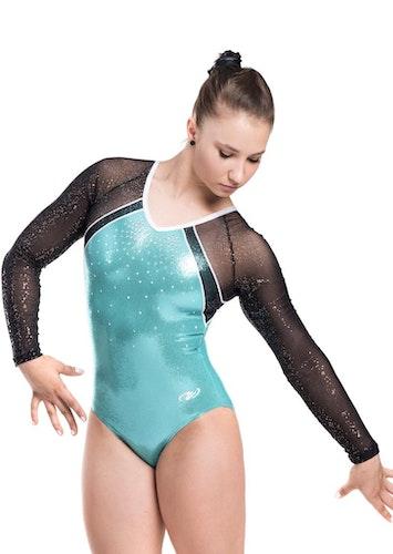 8J41 DANIELA - Gymnastikdräkt