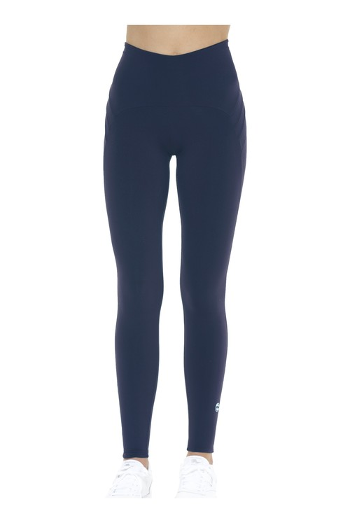 Leggins Basic PL100 Blå