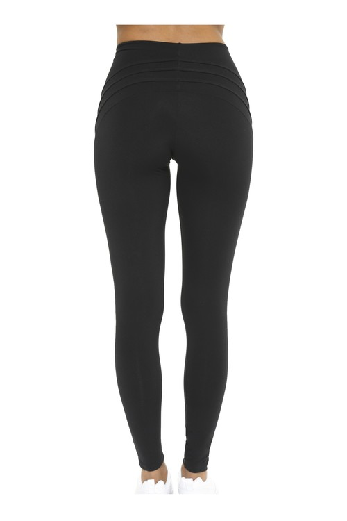 Leggins Basic PL100 Svart