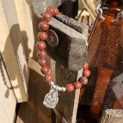 Armband, NEW BUDDHA, Brasilien Agat