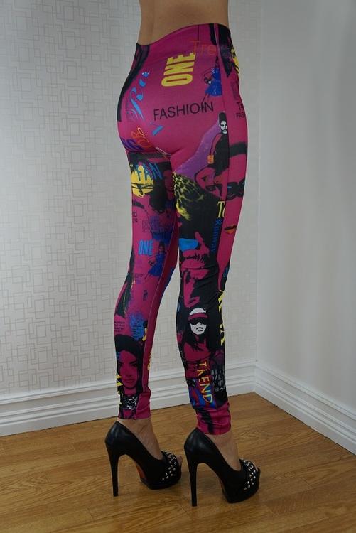 Trend fashion leggings