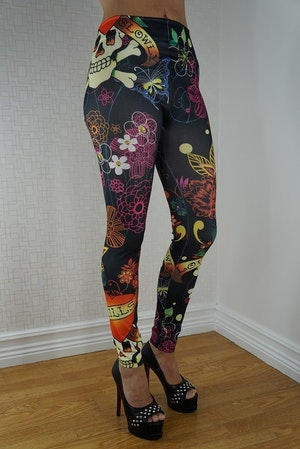 Love Kills Leggings