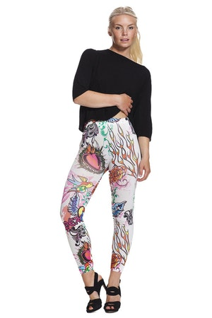 Peace and Fire Leggings