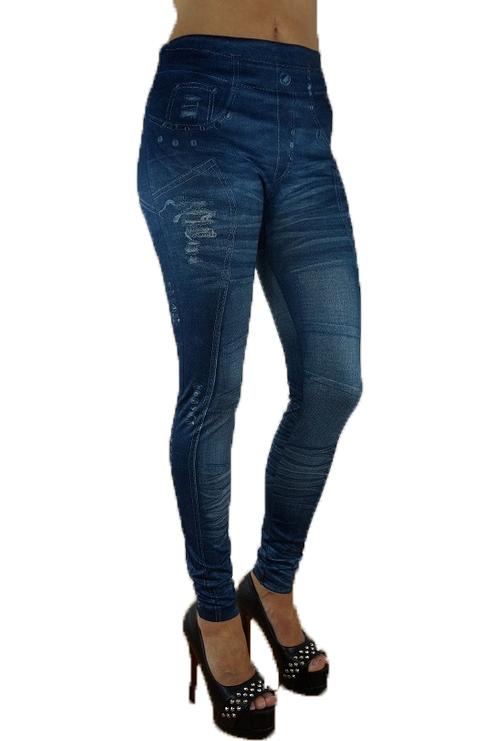 Blue Jeans Leggings