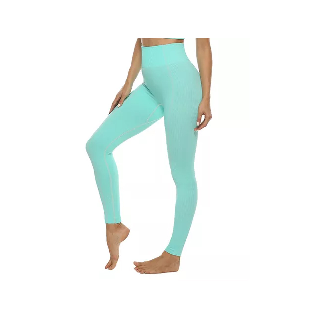 Yoga Leggings Grön