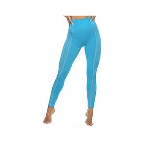 Yoga Leggings Blå
