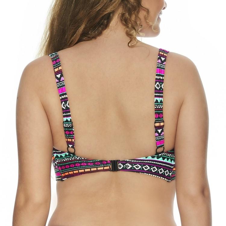 Wiki Valencia Wire Free Bikini Top