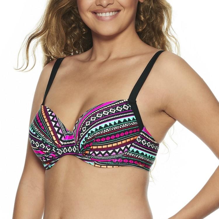 Wiki Valencia Balconette Bikini Top