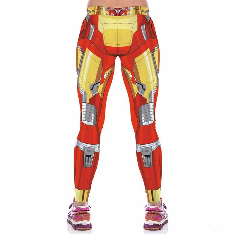 Iron Man Träningsleggings