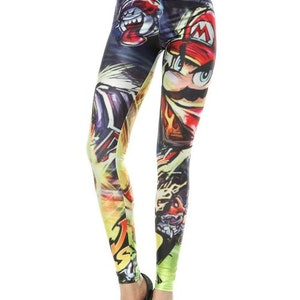 Super Mario Leggings
